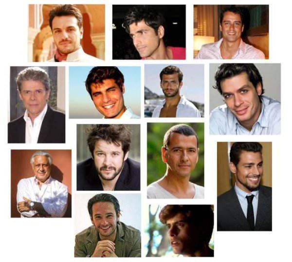 Los minos de las telenovelas brasileñas 1