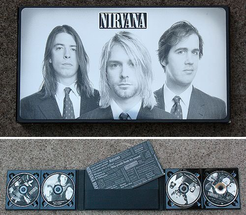 With The Lights Out, Nirvana box set 11