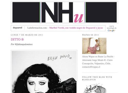 NHu, un blog adicto a la moda 3