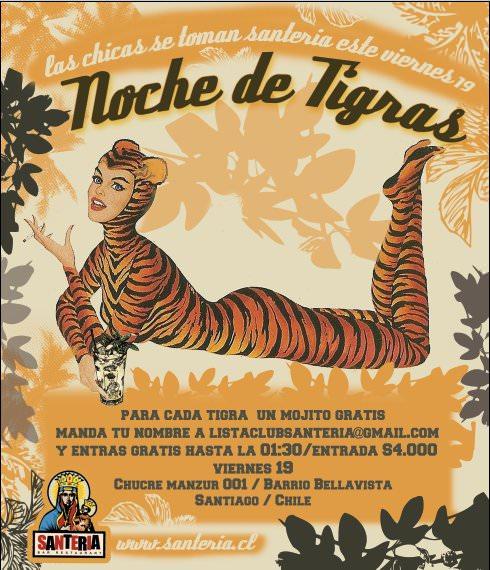 VIE/19/11 Noche de tigras 3
