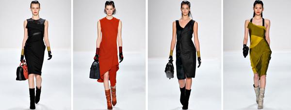Recuento y backstage en la semana de la moda de Nueva York Otoño Invierno 2012 10