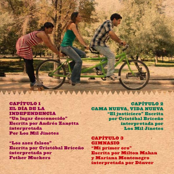 NO SÉ POR QUÉ: Baja gratis la banda sonora de la serie 15