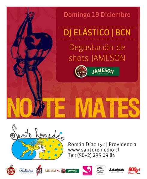 DOM/19/12 No te mates/ Santo Remedio 3