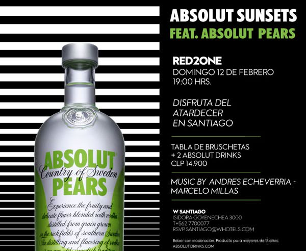 Absolut Sunset 3