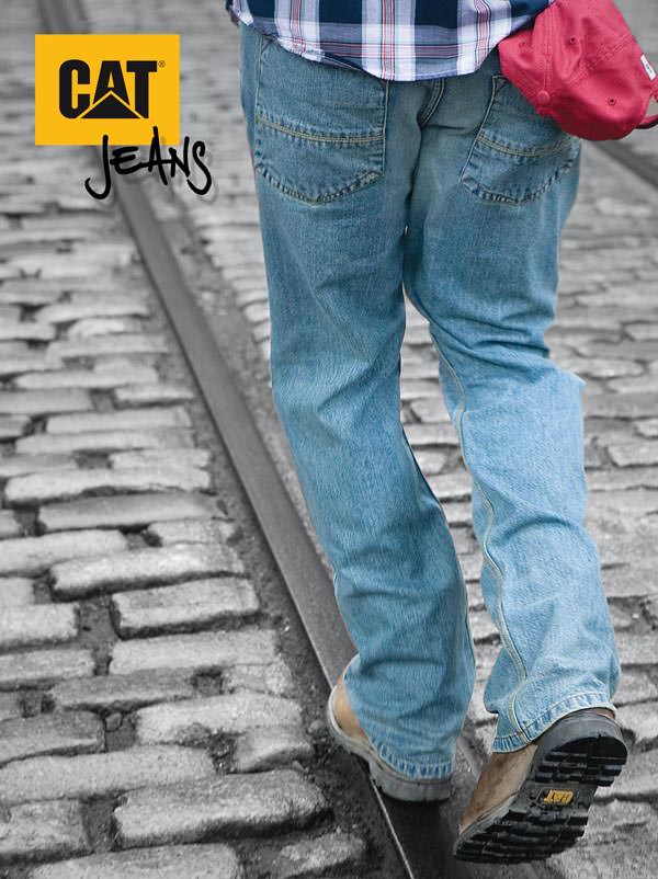 Jeans CAT 3