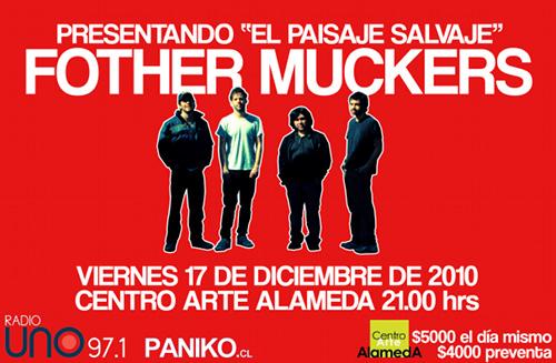 Fother Muckers lanza su nuevo disco + concurso 1