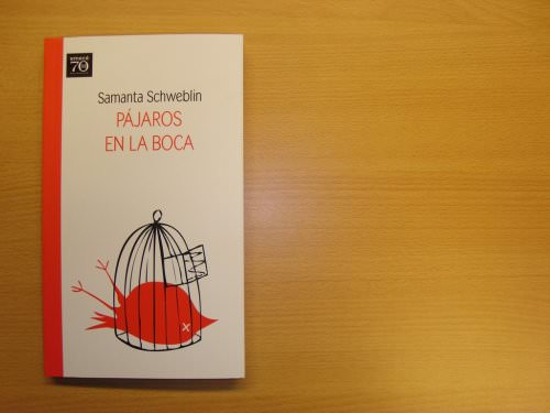 Samanta Schweblin en Chile 5