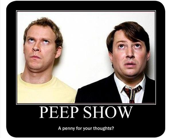 Peep Show, una comedia de culto 1