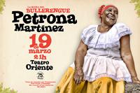 Concurso SUSPENDIDO: concierto de Petrona Martínez 1