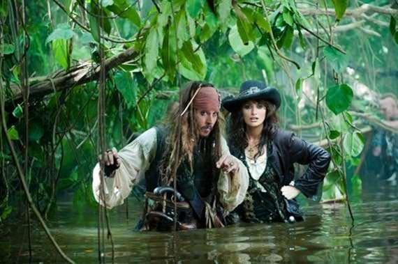 Piratas del caribe 4, quiero verla  1