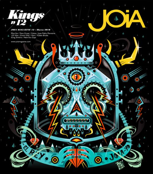 Joia Magazine & Kings 2010 1