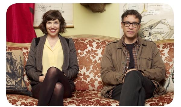 Los actores invitados en Portlandia 3