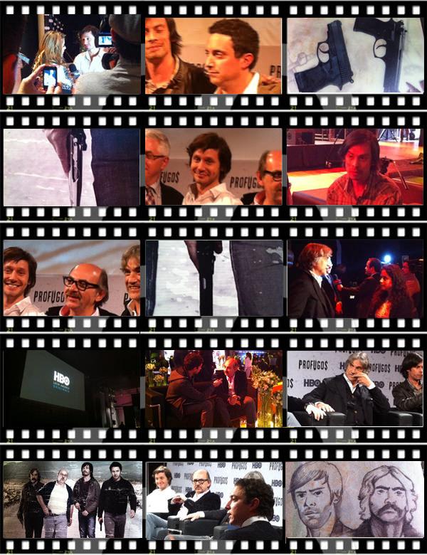 Prófugos: la nueva serie chilena para HBO 3