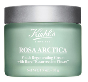 Aumenta la vitalidad de las células de la piel y protégelas del envejecimiento con la nueva crema Rosa Árctica Kiehl's (y participa para llévartela de regalo!) 1