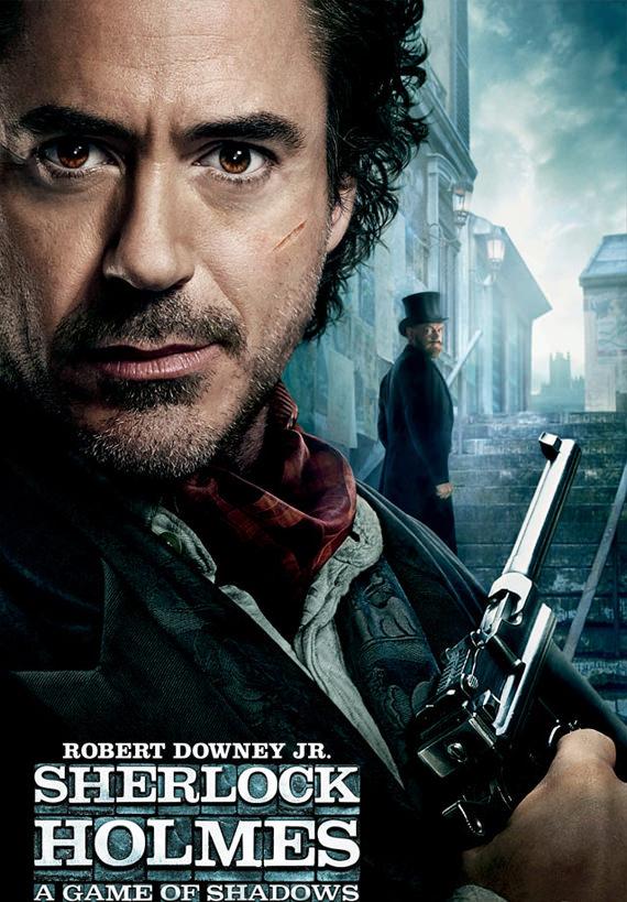 Nueva película de Sherlock Holmes  1