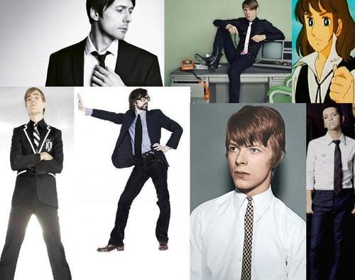 Minos de corbata 1