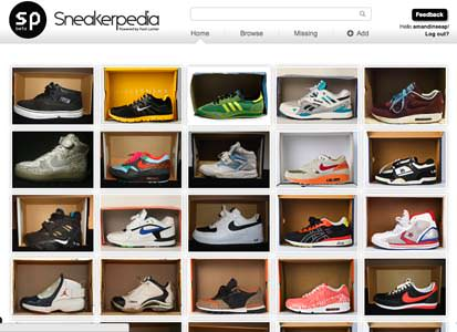Sneakerpedia: todas las zapatillas del mundo  3