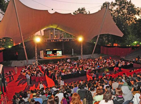Ankalí, Festival de Teatro Providencia 1