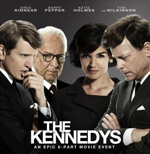 The Kennedys y las series históricas 1