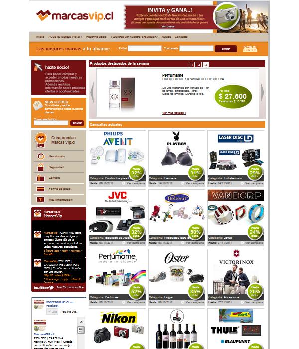 Web: Club de ventas inline 1