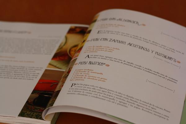Momentos, el primer libro de cocina de Virginia Demaria 3
