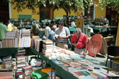 Feria del Libro Usado en la Universidad Mayor: del 27 de enero al 13 de febrero 1