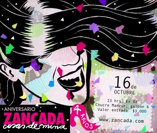 Zancada Flyer1