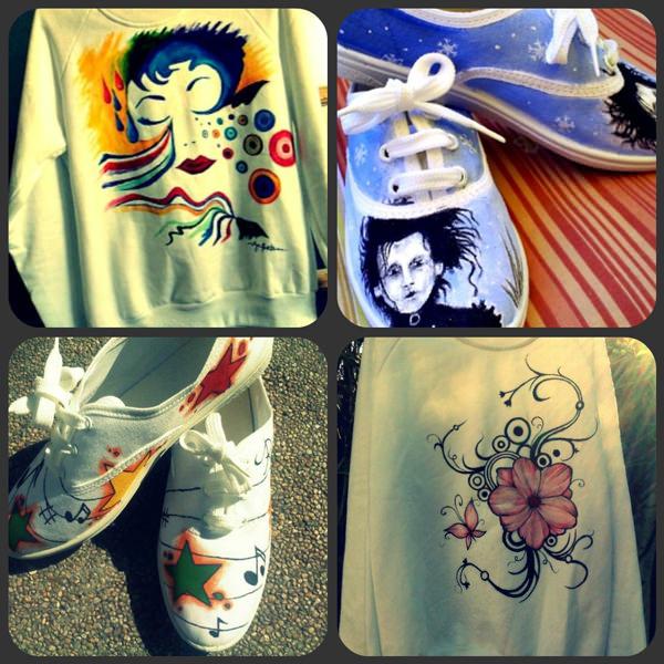 Moda: Zapati arte 3