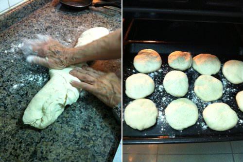 Las recetas de la abuelita 1