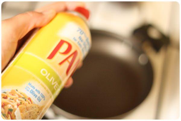 Aceite en spray para cocinar buena idea zancada lo - Musica para cocinar ...