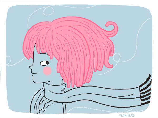 El proceso de aceptar tu pelo (y llevarte bien con él) 3