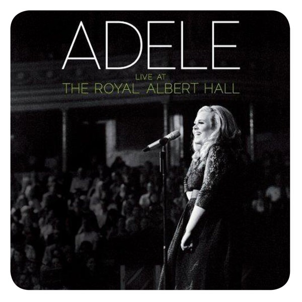 Adele en The Royal Albert Hall en pantalla grande (concurso!) 1