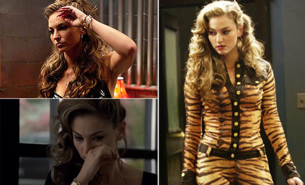 El look: Adriana La Cerva, The Sopranos 3