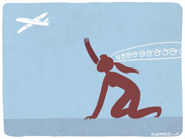 Despedir al mino en el aeropuerto: ¿buena idea? 1