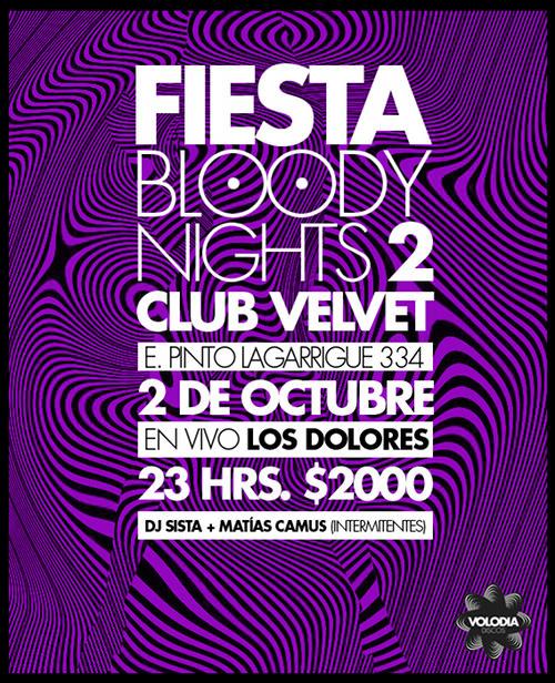 SAB/02/10 Fiesta Bloody Nights 3