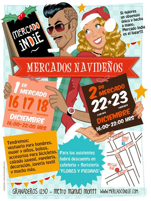 Mercado Indie Navidad 1