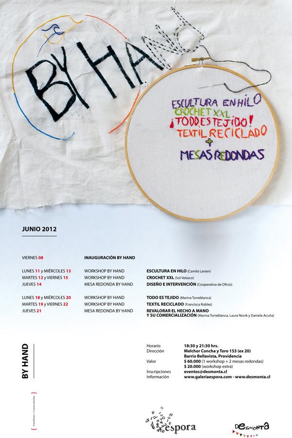 Exposición: By Hand 1