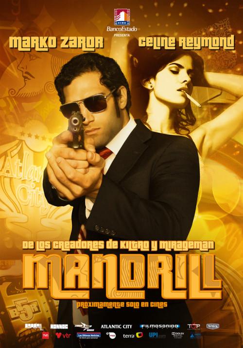 Mandrill: ahora sí, estreno 2 de septiembre 1