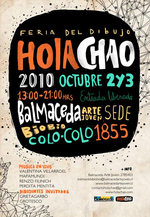 2-3/ Feria de dibujo HolaChao 1
