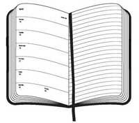 Agenda-Moleskine