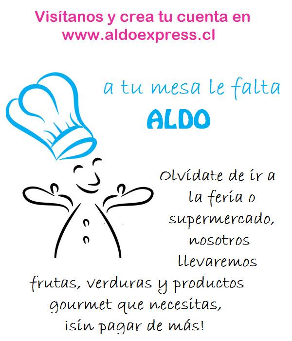 Aldo: frutas y productos gourmet a domicilio 3