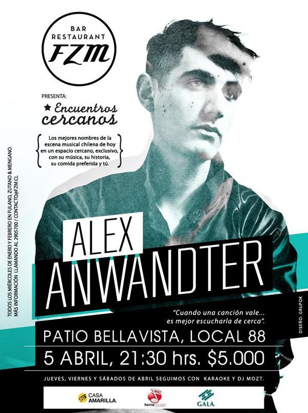 Encuentros cercanos con Alex Andwandter 1