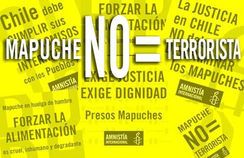 Amnistía Internacional en defensa de los mapuches 3