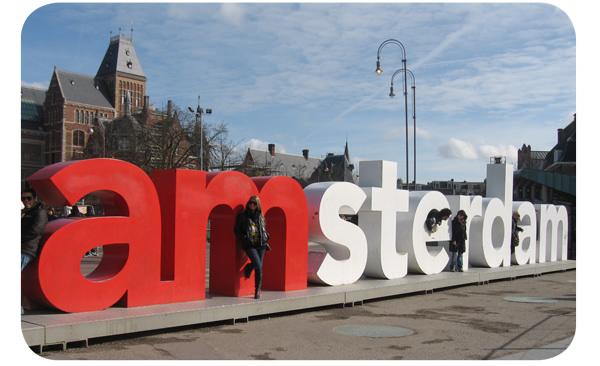 Panoramas para perderse por las calles de Amsterdam 1