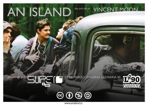 Super45 te invita a ver An Island, la nueva película de Vincent Moon 1