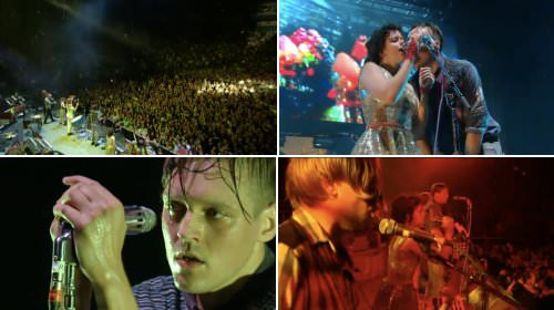 Arcade Fire Unstaged: impresionante 5