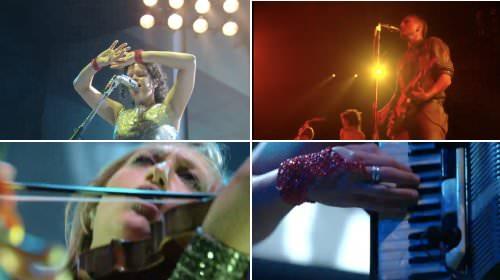 Arcade Fire Unstaged: impresionante 6