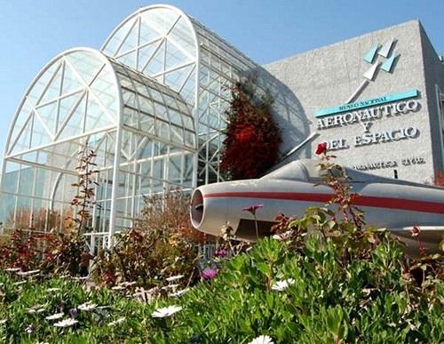MAR/13/07 Aniversario del Museo Nacional Aeronáutico y del Espacio 1