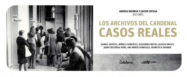 Los Archivos del Cardenal: dvd y libro de los casos reales 3