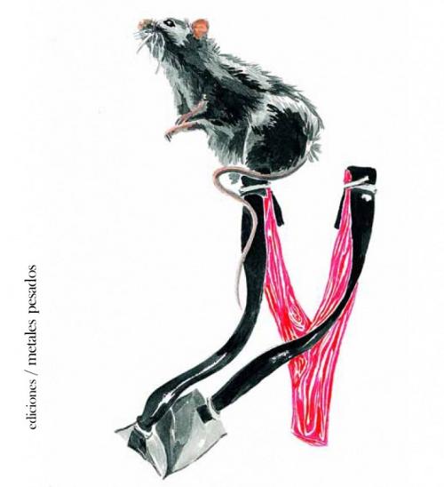 Libro: Armas arrojadizas de Marcelo Mellado 3